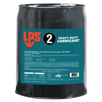 LPS 2 Industrial-Strength Lubricants, 5 gal, Pail