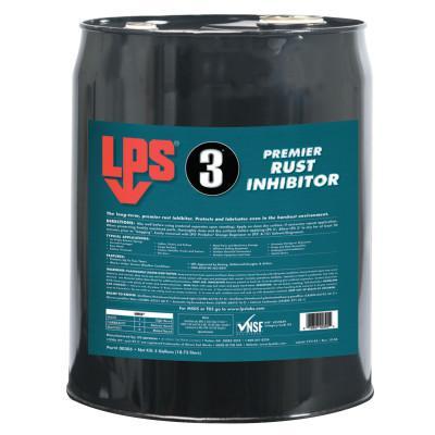 LPS LPS 3 Premier Rust Inhibitor, 5 Gallon Pail