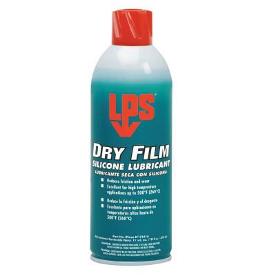 LPS Dry Film Silicone Lubricants, 16 oz Aerosol Can