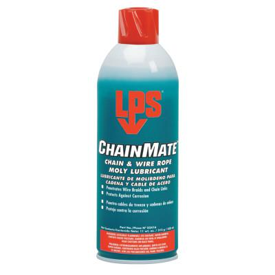 LPS ChainMate Chain & Wire Rope Lubricants, 16 oz Aerosol Can