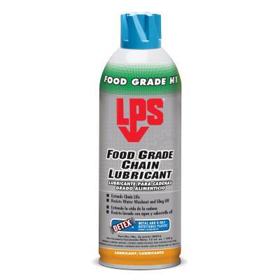 LPS Chain Lubricants Food Grade, 16 oz Aerosol Can
