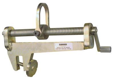 SUMNER Adjust-A-Fit, 1,000 lb