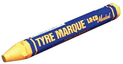 MARKAL Tyre Marque Rubber Marking Crayons, 1/2 in X 4 5/8 in, White