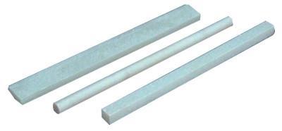 MARKAL Soapstone Marker, Flat, 1/2 in x 5 in, White