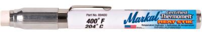 MARKAL Certified Thermomelt Sticks, 100 °F, 4 1/2 in