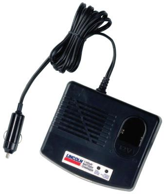 LINCOLN INDUSTRIAL 12V DC Field Charger for Use w/Battery Pack 1201 (Plugs Into Cigarette Lighter)