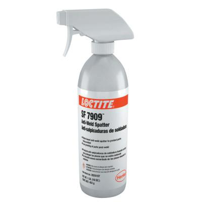LOCTITE SF 7909 Anti-Weld Spatters, 16 oz Spray Bottle, Clear
