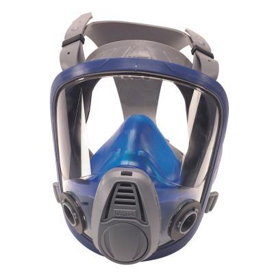 MSA Advantage® 3200 Full-Facepiece Respirator, Small, Rubber Harness