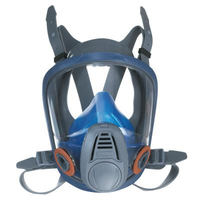 MSA Advantage® 3200 Full-Facepiece Respirator, Large, Rubber Harness