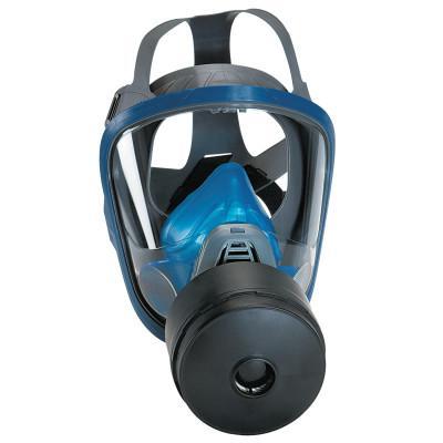 MSA Advantage® 3100 Full-Facepiece Respirator, Medium, Rubber Harness