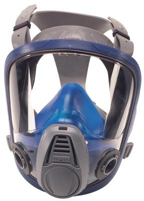 MSA Advantage® 3200 Full-Facepiece Respirator, Medium, European Harness