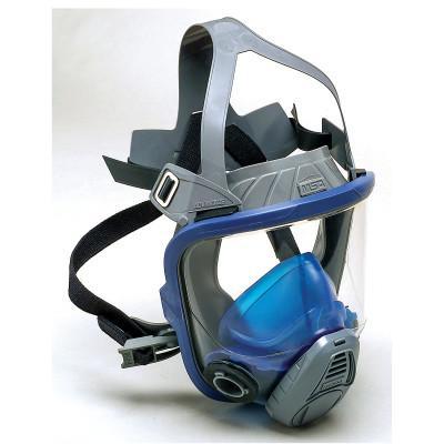 MSA Advantage® 3200 Full-Facepiece Respirator, Large, European Harness