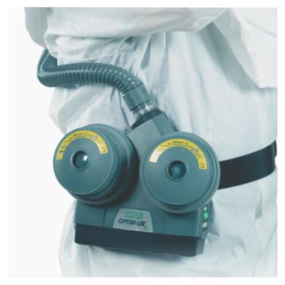 MSA OptimAir TL PAPR Kit, For Hoods, Long-Life Battery
