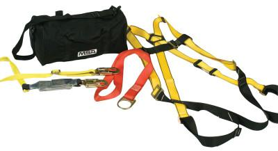MSA Workman Fall Protection Kits, X-Large