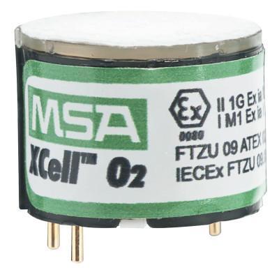 MSA XCell O2 Sensor Replacement Kit, with Alarms