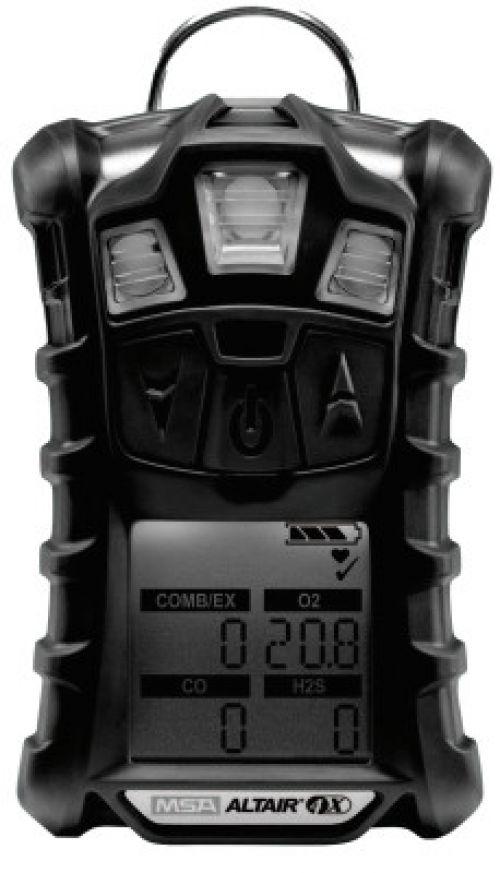 Altair 4X Multigas Detectors, LEL; Oxygen; Carbon Monoxide; Phosphorescent