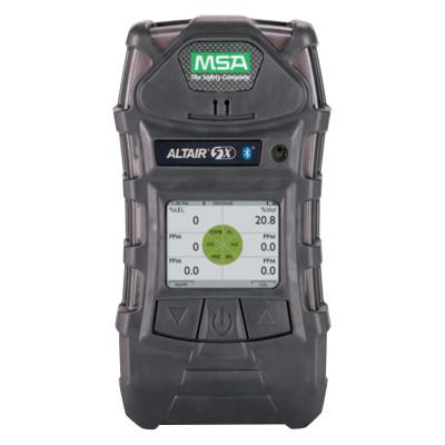 MSA Altair 5X Multigas Detectors, Catalytic (LEL); Echem (O2, CO, H2S), Mono Economy