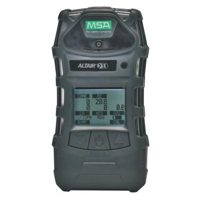 MSA Altair 5X Multigas Detectors, Catalytic(LEL);Echem(O2, CO, H2S),Mono Industrial