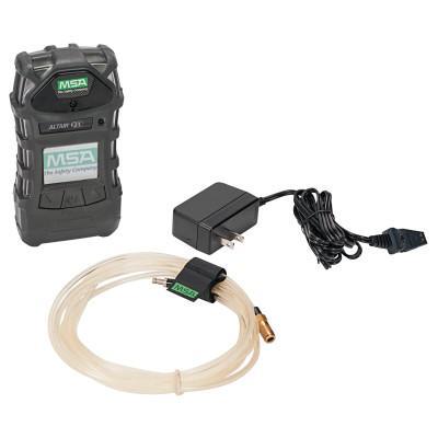 MSA Altair 5X Multigas Detector, Catalytic(LEL);Echem(O2, CO, H2S), Color Industrial