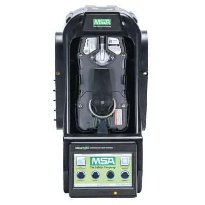 MSA GALAXY GX2 Auto Test System, Altair 5/5X Multi-Gas Detectors, 1 Valve, Charging