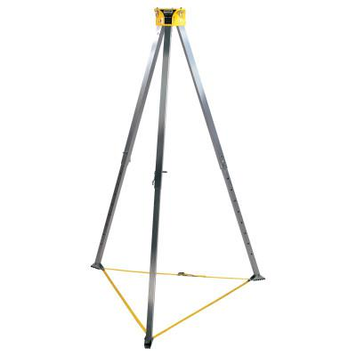 MSA Workman Confined Space Entry Kits, 50 ft Rescuer; 65 ft  Winch; 8 ft Tripod