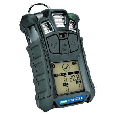 MSA Altair 4XR Multigas Detectors, LEL/O2/CO/H2S, X-Cell Sensors