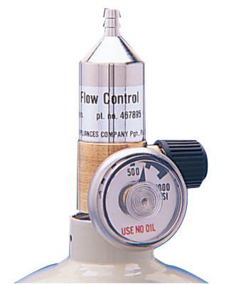 MSA RP Flow Control Regulators, 1.5 L/min