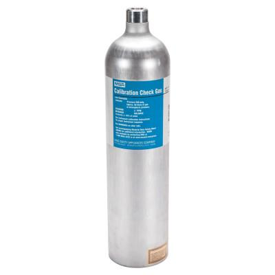 MSA Calibration Gas Cylinder for CO Gas (100 ppm), For Ultima X Series Gas Monitors