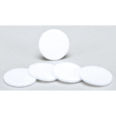 MSA Replacement Dust Filters, Digital Pump Filter, 3/4 in Dia., For Altair 5X