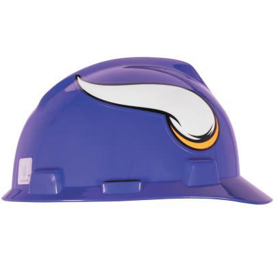 Msa Officially-Licensed NFL V-Gard Helmets fc4b7bf44e53
