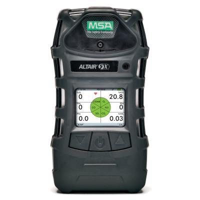 MSA Altair 5X Multigas Detectors, Carbon Monoxide/HCN/Hydrogen Sulfide/Oxygen