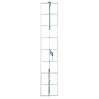 MSA Sure Climb Ladder Cable System, 35 ft, Steel