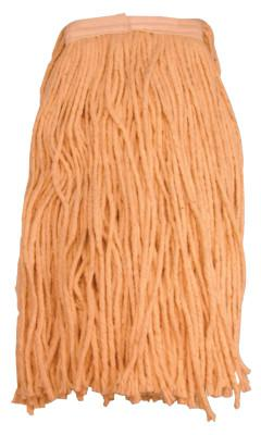 MAGNOLIA BRUSH Brush Mop Head, Regular, 24 oz, 4 Ply Cotton Yarn