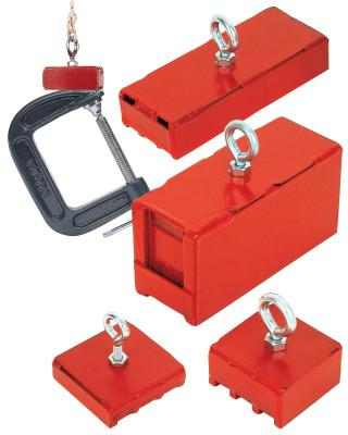 MAGNET SOURCE Holding & Retrieving Magnets, 100 lb