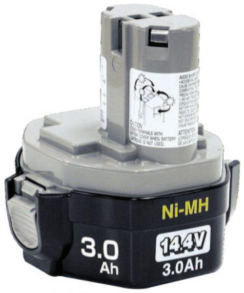 MAKITA Rechargeable Batteries, 14.4 V NiMH