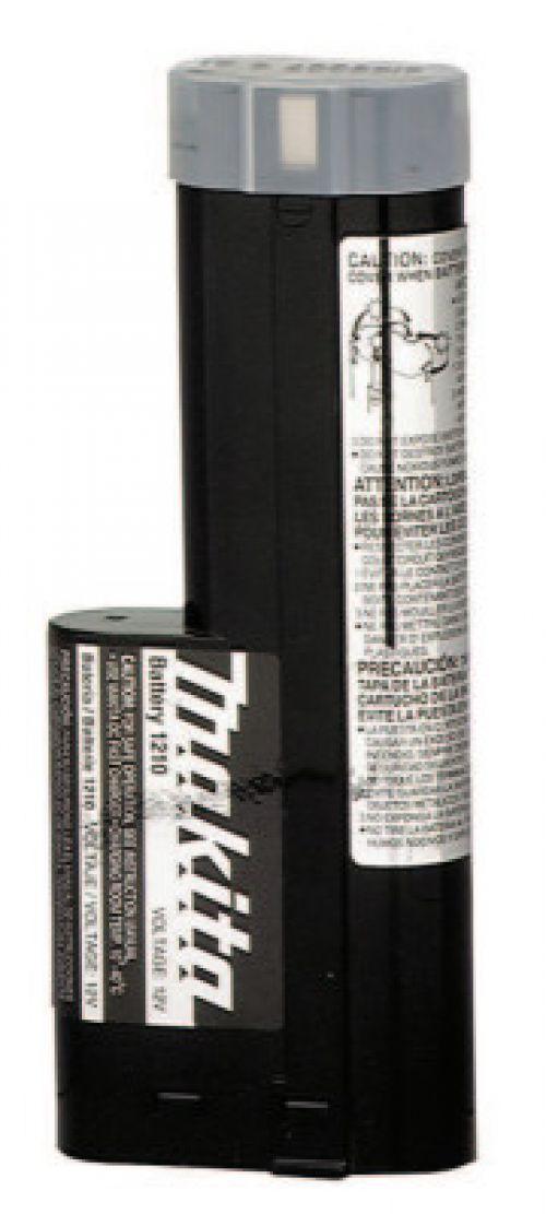 MAKITA Batteries, 12 VDC NiCad Stick, 1.3 A-h
