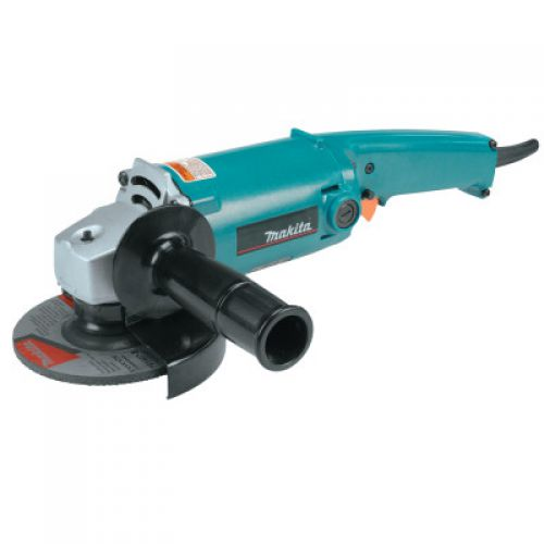 """MAKITA 5"""" Angle Grinders, 9 A, 10,000 rpm, On/Off"""