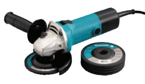 """MAKITA 4 1/2"""" Angle Grinders, 12 A, 10,500 rpm, On/Off"""