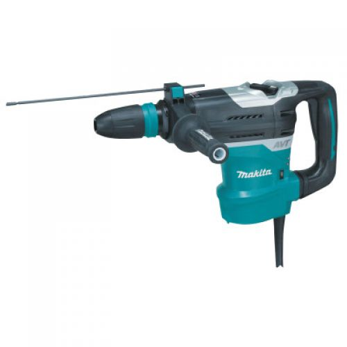 MAKITA AVT Rotary Hammers, 1 9/16 in Drive, D-Handle; Side Handle