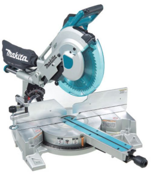 "MAKITA 12""DUAL SLIDE COMPOUND MITER SAW"