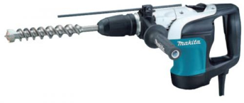 Makita SDS-Max Rotary Hammers, 1 9/16 in Drive, D-Handle; Side Handle