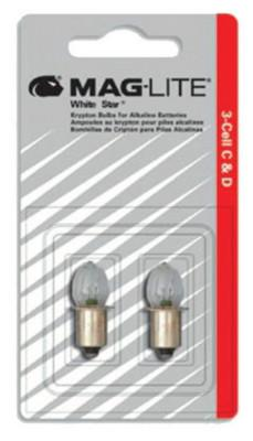 MAG-LITE Solitaire Replacement Lamps, For Use With AAA Single-Cell