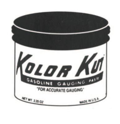 KOLOR KUT Liquid Finding Paste, 2 1/4 oz Jar