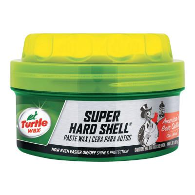 TURTLE WAX Super Hard Shell Car Wax, 14 oz