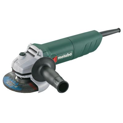 METABO 850-115 Series Angle Grinders, Side Switch; Lock-on Capability