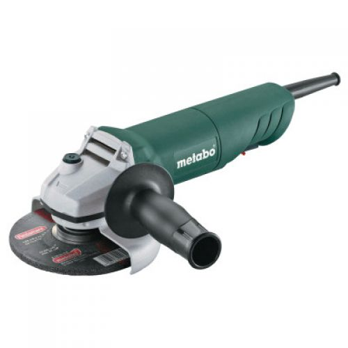METABO 850-115 Series Angle Grinders, Non-locking Paddle Switch