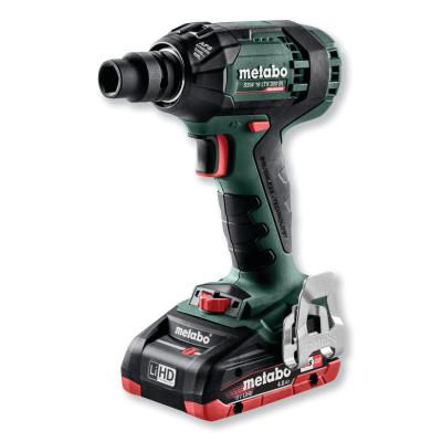 "METABO 18V Brushless 1/2"" Sq.Impact Wrench 3.1Ah Kit"