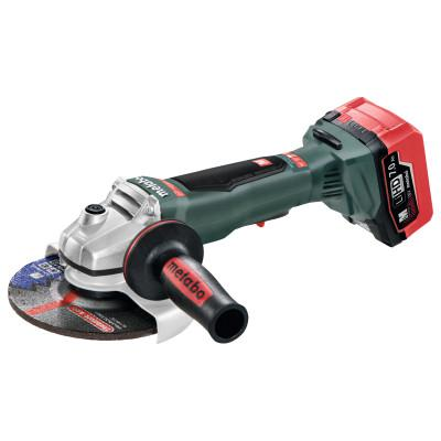METABO 18 Volt Cordless Angle Grinders, 6 in Dia, 9,000 rpm, Paddle Switch