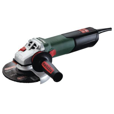 "METABO 6"" Angle Grinders, 13.5 A, 9,600 rpm, Sliding Switch w/Lock"