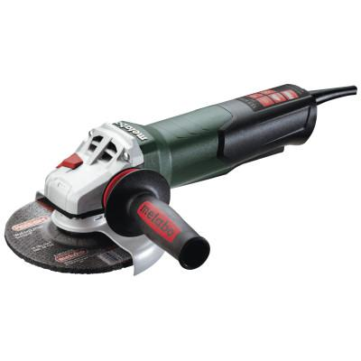 "METABO 6"" Angle Grinders, 13.5 A, 9,600 rpm, Paddle Switch, Non-Locking"